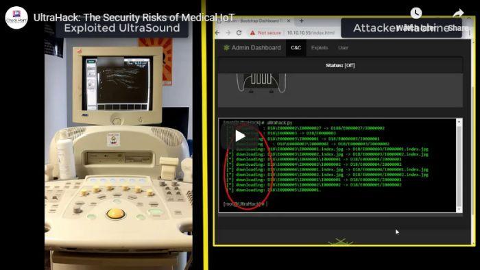 Bezbednosni rizici medicinskog IoT-a