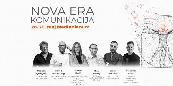 Direct Media Akademija najavljuje gostovanja specijalnih gostiju: Dragan Bjelogrlić 30. maja u  Madlenijanumu!