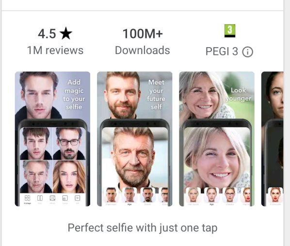 Da li treba verovati aplikaciji FaceApp