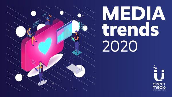 Direct Media United Solutions predstavila medijske trendove za 2020. godinu