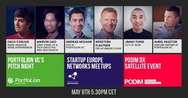 Pridružite se velikom evropskom startap događaju 8. maja