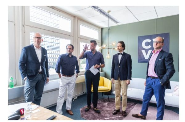 Private Investors launch first Blockchain Incubator in the Heart of Swiss Crypto Valley