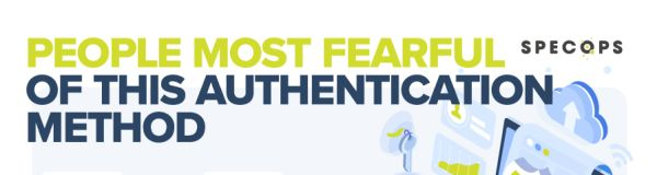 People most fearful of this authentication feature