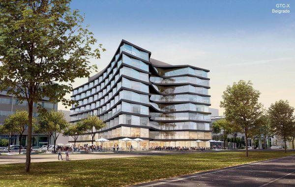 GTC X – Budući centar za inovativne kompanije